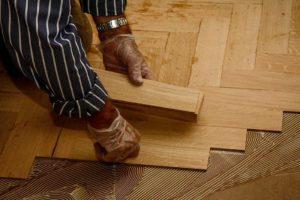 parquet legno massello