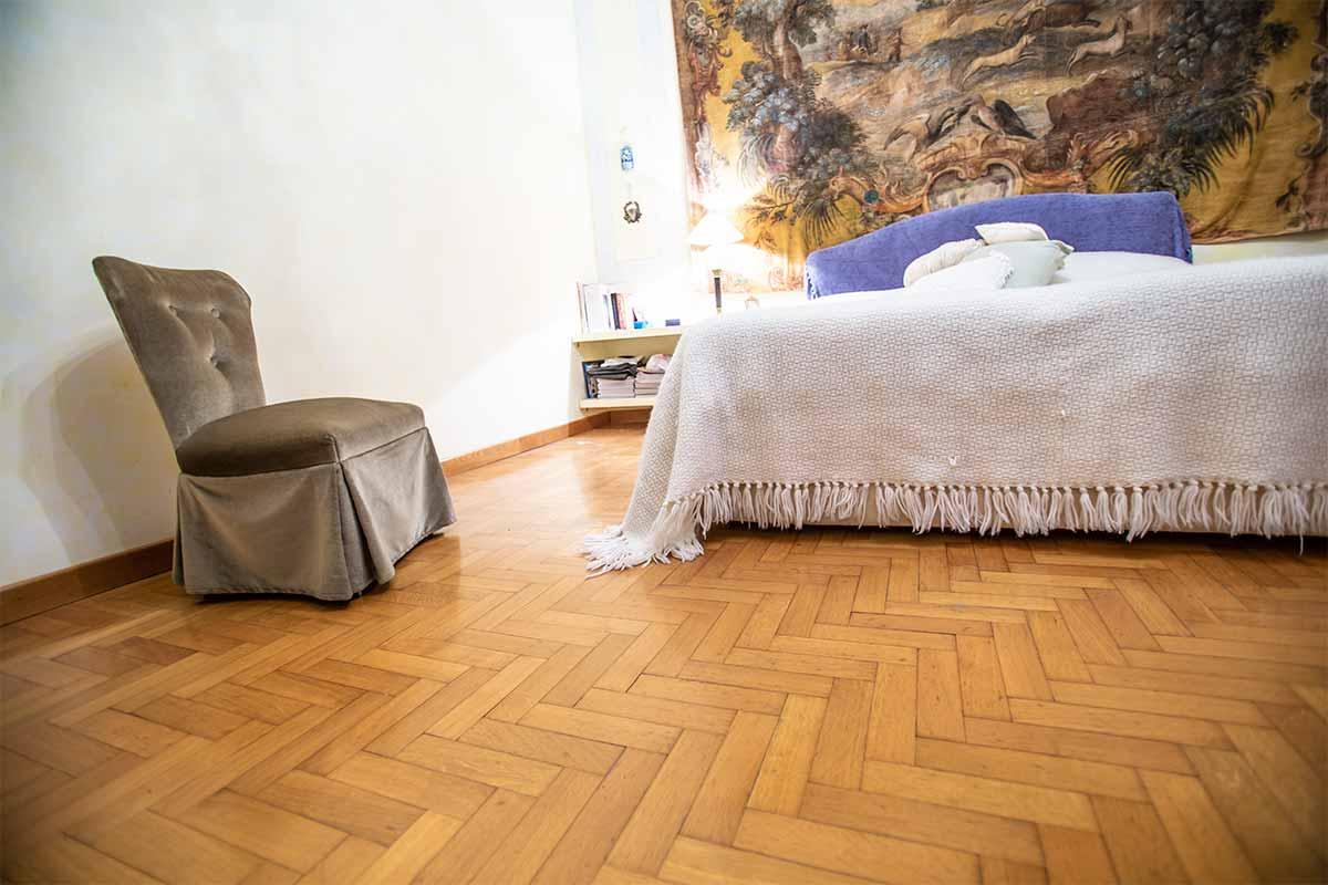 Camere Da Letto Tradizionali : Parquet tradizionale camera da letto menchinelli legnami