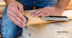 installazione di un pavimento in legno