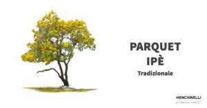 albero dal quale si ricava il parquet ipè