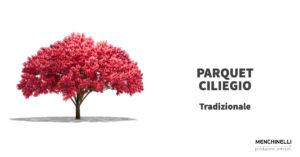 albero dal quale si ricava il parquet in ciliegio