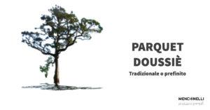 albero dal quale si ricava il parquet doussiè