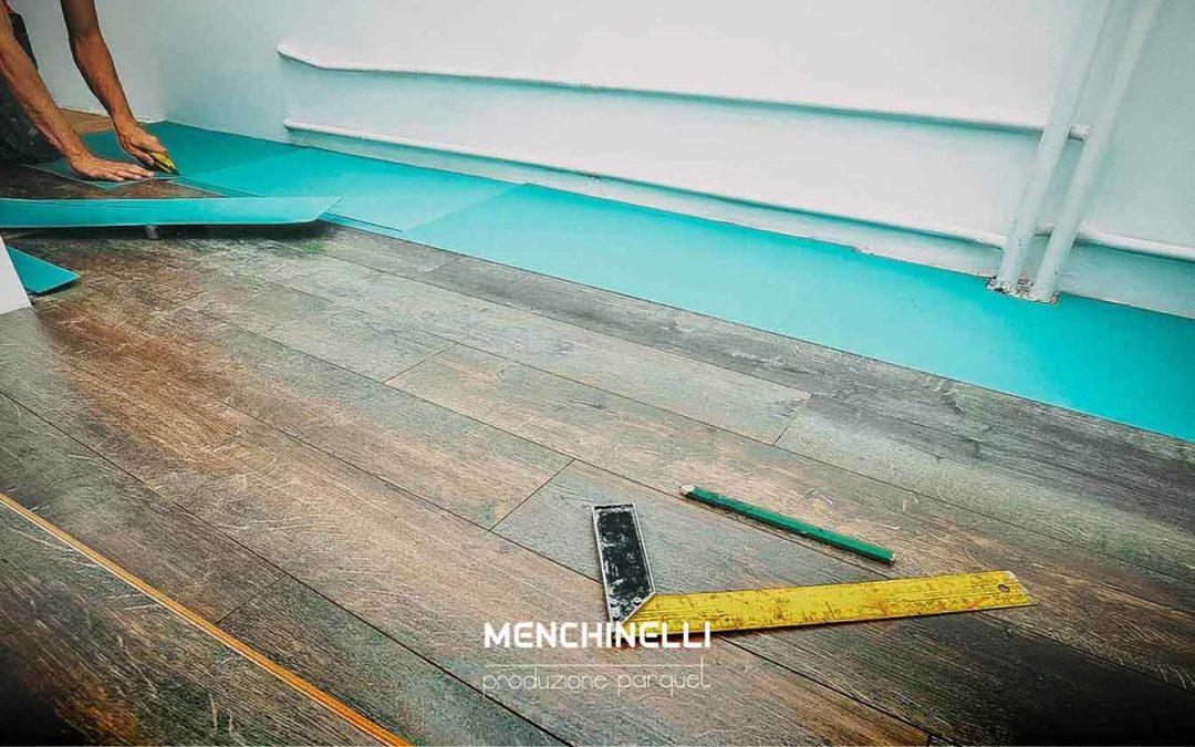 Materassino isolante sottopavimento: l'importanza nella posa flottante