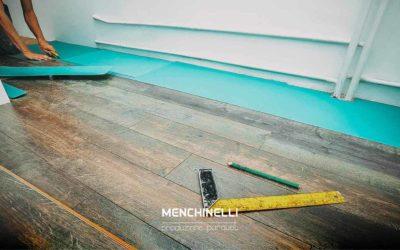 Materassino isolante sottopavimento: l'importanza nella posa del parquet