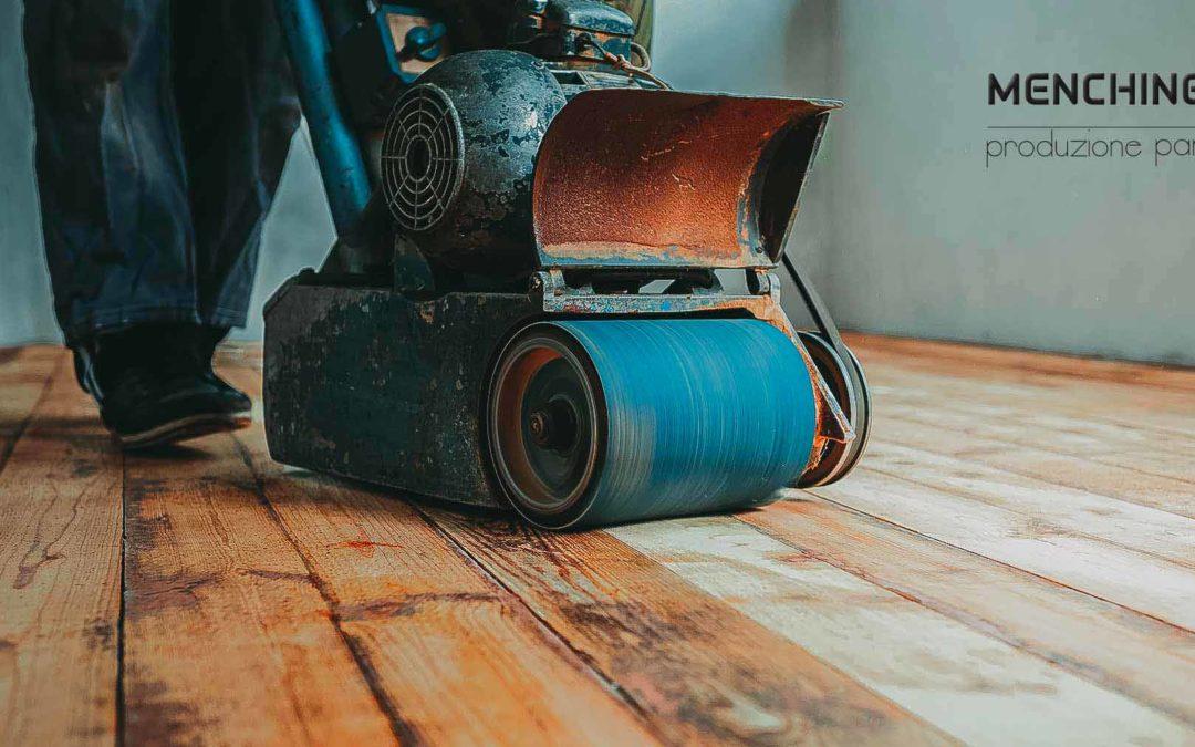 Lamatura e levigatura parquet: nuovo splendore ai pavimenti in legno