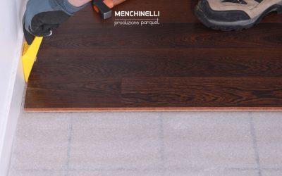 Posare il parquet sopra il pavimento pre-esistente: quando è possibile?